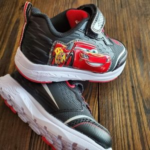 Cars Toddler Boys Shoes size 6